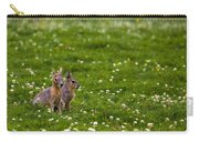 Sitting In Clover Carry-all Pouch
