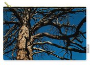 Sitting In Tree 2 Carry-all Pouch by Scott Sawyer