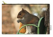 Sitting Squirrel Carry-all Pouch