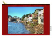Gorgeous Siuslaw Riverfront Carry-all Pouch