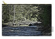 Six Mile Creek Ithaca Ny Carry-all Pouch