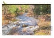 Six Mile Run Premier Trout Stream. Carry-all Pouch