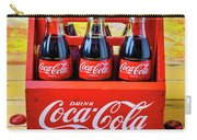 Six Pack Of Cokes Carry-all Pouch