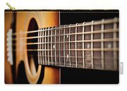 Six String Guitar Carry-all Pouch