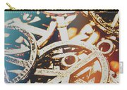 Sixties Peace Revolution Carry-all Pouch