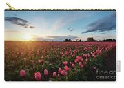 Skagit Sunset Field Carry-all Pouch