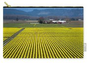 Skagit Valley In Springtime Carry-all Pouch