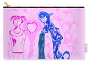 Skater Love Carry-all Pouch