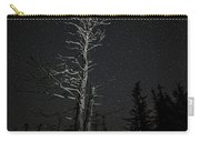 Skeletal Tree Starscape Carry-all Pouch