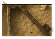 Skeleton Key Carry-all Pouch by Ann E Robson