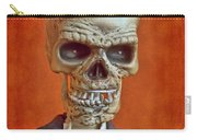 Skeleton Man Carry-all Pouch