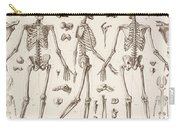 Skeletons Carry-all Pouch