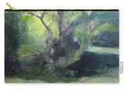 Sketch Of A Shady Glade. Carry-all Pouch