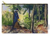 Sketchers In The Woods Carry-all Pouch