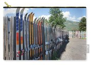 Ski Fence Carry-all Pouch