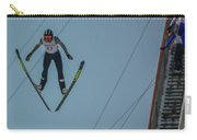 Ski Jumper 2 Carry-all Pouch