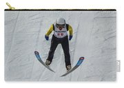 Ski Jumper 3 Carry-all Pouch