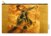Ski Lady - Tile Carry-all Pouch