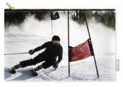 Ski Racer 2 Carry-all Pouch