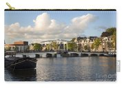 Skinny Bridge In Amsterdam Carry-all Pouch