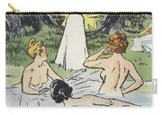 Skinny Dipping Carry-all Pouch