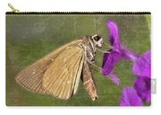 Skipper Butterly Sipping Nectar Carry-all Pouch