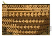 Skn 1323 Endearing Carvings Carry-all Pouch