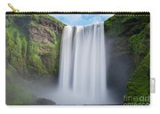 Skogafoss Iceland  Carry-all Pouch
