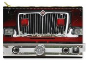 Skowhegan Maine Firetruck Grill Carry-all Pouch