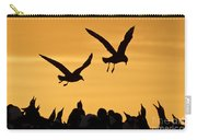 Skuas And Penguins Carry-all Pouch