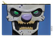 Skull Fun House Sign Carry-all Pouch