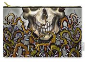 Skull N Thorns Carry-all Pouch