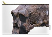Skull Of Homo Erectus Carry-all Pouch