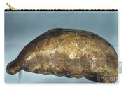 Skull Of Java Man Carry-all Pouch