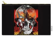 Skull Times Three Carry-all Pouch
