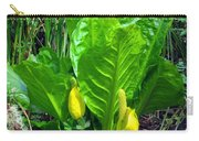 Skunk Cabbage In Bloom Carry-all Pouch