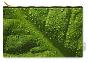 Skunk Cabbage Leaf Carry-all Pouch