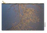 Sky Above Me, Water Below Me, Life Surrounds Me. Carry-all Pouch by Viviana Nadowski