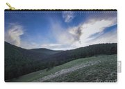 Sky And Mountains Carry-all Pouch