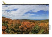 Sky And Trees Carry-all Pouch