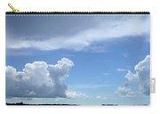 Sky Calm Carry-all Pouch