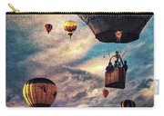 Sky Caravan Hot Air Balloons Carry-all Pouch