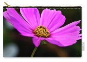 Sky Facing Flower Carry-all Pouch
