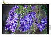 Sky Flower Window  Carry-all Pouch