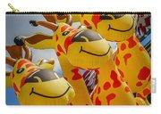 Sky Giraffes Carry-all Pouch