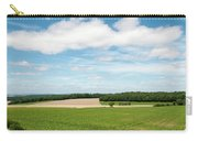 Sky Over Field Carry-all Pouch