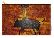 Sky People Taking Buffalo Carry-all Pouch