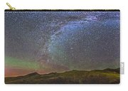 Skygazer Standing Under The Stars Carry-all Pouch