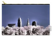 Skyline Cleveland, Ohio Carry-all Pouch