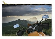 Skyline Drive Above Davis County Carry-all Pouch